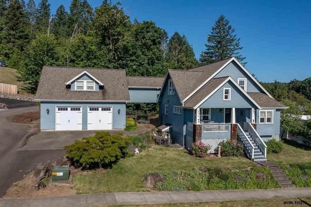 940 1st Av, Sweet Home, OR 97386 (MLS #778485) :: Song Real Estate