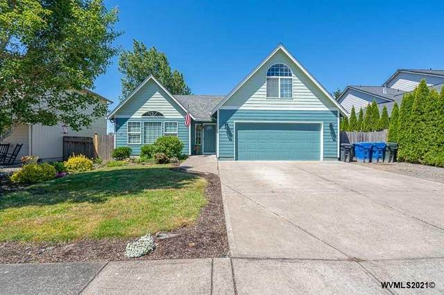 189 12th St, Jefferson, OR 97352 (MLS #778529) :: Song Real Estate