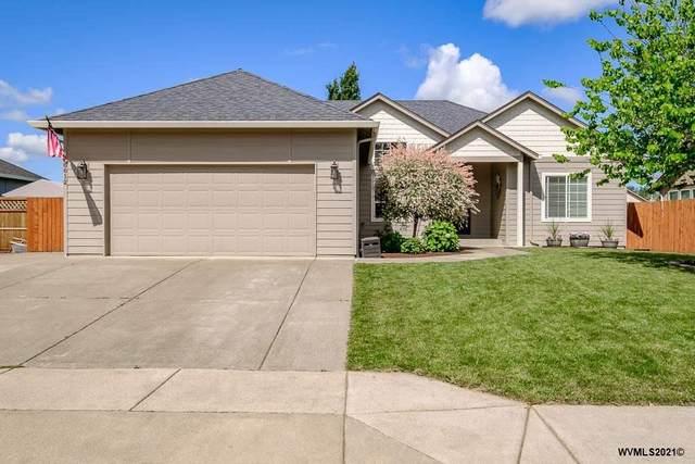 38612 Dogwood St, Scio, OR 97374 (MLS #778545) :: Premiere Property Group LLC