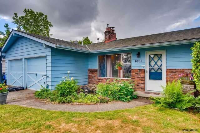 6882 SE Wilshire St, Milwaukie, OR 97267 (MLS #778561) :: Premiere Property Group LLC