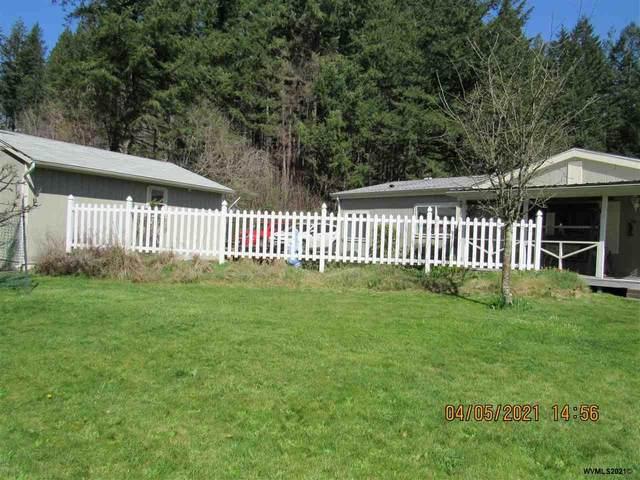125 Cottage Wy, Gates, OR 97346 (MLS #778654) :: The Beem Team LLC
