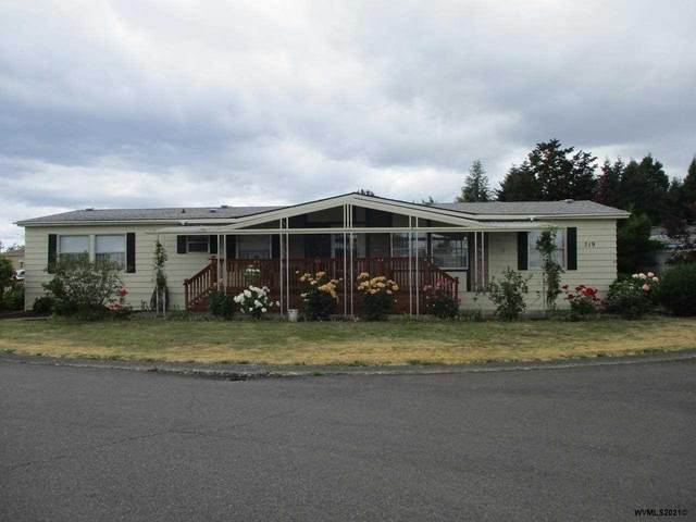 2232 42nd SE #319, Salem, OR 97317 (MLS #778670) :: Premiere Property Group LLC