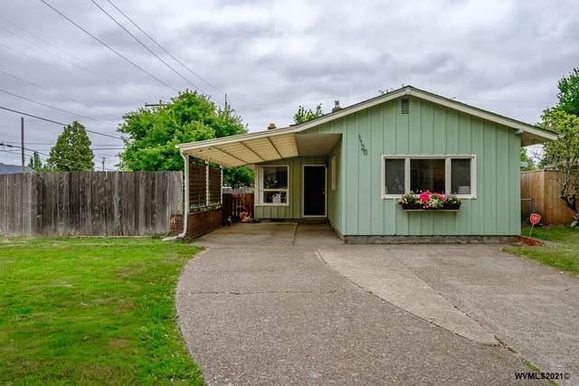 1120 NW Grant Av, Corvallis, OR 97330 (MLS #778768) :: Sue Long Realty Group