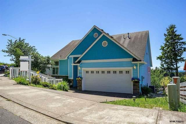 1803 SE Oar Av, Lincoln City, OR 97367 (MLS #778815) :: Song Real Estate