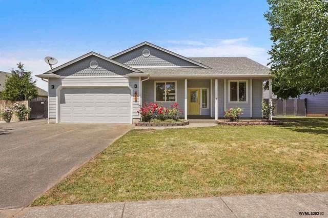 441 Weldon St, Stayton, OR 97383 (MLS #778845) :: Song Real Estate