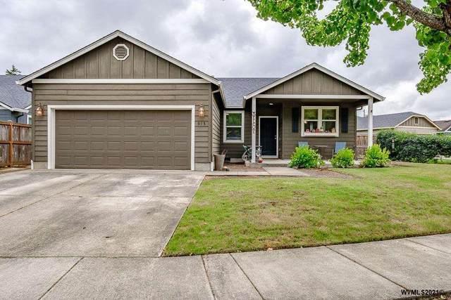 915 Oakmont Lp NE, Albany, OR 97322 (MLS #778879) :: Song Real Estate