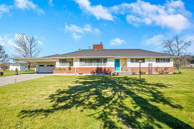 4290 Airport Rd, Sweet Home, OR 97386 (MLS #778887) :: Sue Long Realty Group