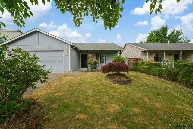 754 Wisteria St, Independence, OR 97351 (MLS #778893) :: Song Real Estate