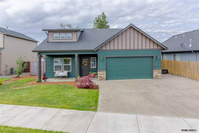 709 Pintail St, Silverton, OR 97383 (MLS #778926) :: Song Real Estate