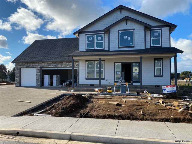 594 NE Cherry St, Sublimity, OR 97385 (MLS #778981) :: RE/MAX Integrity