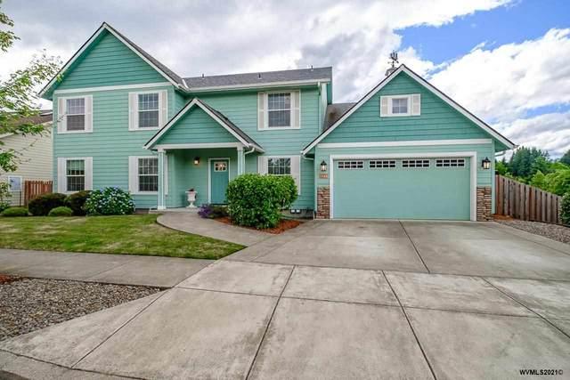 3460 NW Coronado St, Corvallis, OR 97330 (MLS #779085) :: Sue Long Realty Group