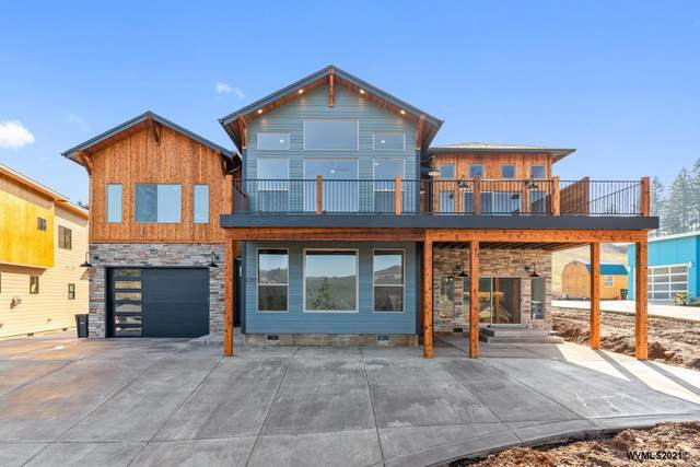 6317 Lakepointe Wy, Sweet Home, OR 97386 (MLS #779115) :: Sue Long Realty Group