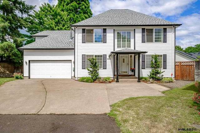 955 NW Anjni Cl, Corvallis, OR 97330 (MLS #779117) :: Sue Long Realty Group