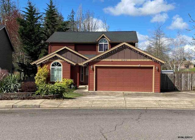 2163 Woodhill St NW, Salem, OR 97304 (MLS #779185) :: Premiere Property Group LLC