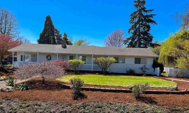 4900 SW Country Club Dr, Corvallis, OR 97333 (MLS #779211) :: Sue Long Realty Group