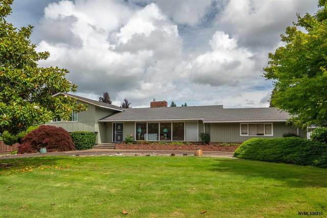 117 Nw Country Club Ln, Albany, OR 97321 (MLS #779228) :: Sue Long Realty Group