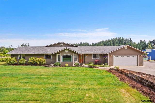 11305 SE James Wy, Aumsville, OR 97325 (MLS #779255) :: Sue Long Realty Group