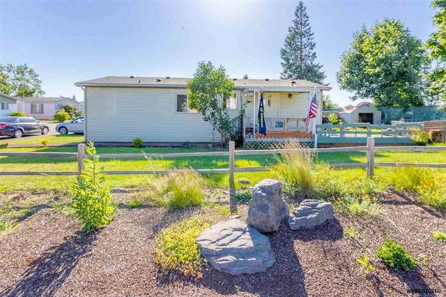 210 Evergreen #1, Aumsville, OR 97325 (MLS #779282) :: Premiere Property Group LLC
