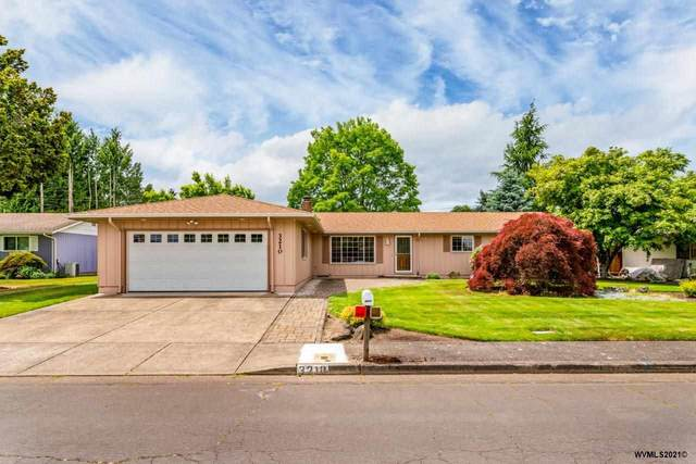 3210 Davidson St SE, Albany, OR 97322 (MLS #779412) :: Sue Long Realty Group