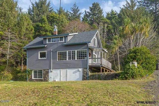 3393 SW Pacific Coast Hwy, Waldport, OR 97394 (MLS #779485) :: Sue Long Realty Group