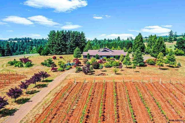 1488 Red Hill Rd, Oakland, OR 97462 (MLS #779549) :: The Beem Team LLC