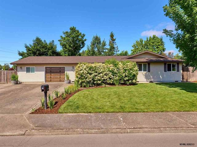 218 Cottonwood Wy N, Monmouth, OR 97361 (MLS #779621) :: Premiere Property Group LLC
