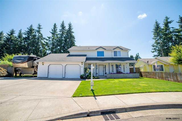 2232 Riviera Ct, Hubbard, OR 97032 (MLS #779639) :: Sue Long Realty Group