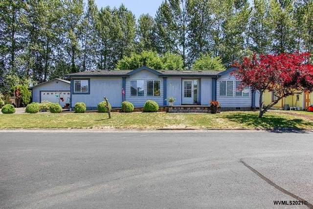 883 Daniel St, Independence, OR 97351 (MLS #779672) :: Premiere Property Group LLC