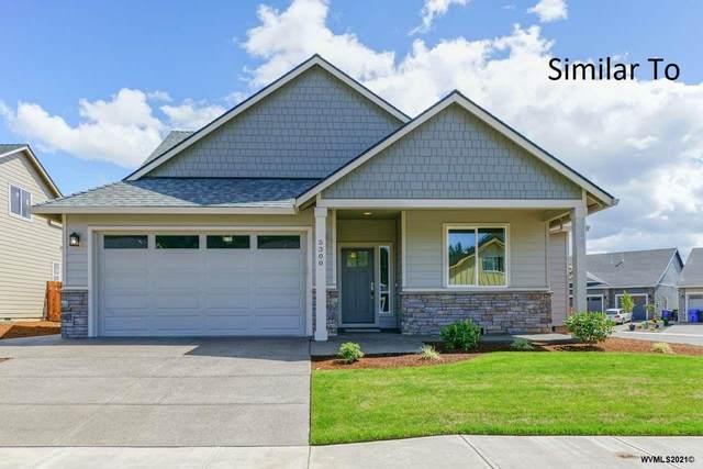 5438 Bell St SE, Turner, OR 97392 (MLS #779767) :: Premiere Property Group LLC