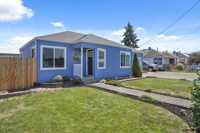 1434 SE Howe St, Dallas, OR 97338 (MLS #779774) :: Coho Realty