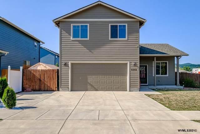 4342 Citabria St, Sweet Home, OR 97386 (MLS #779782) :: The Beem Team LLC