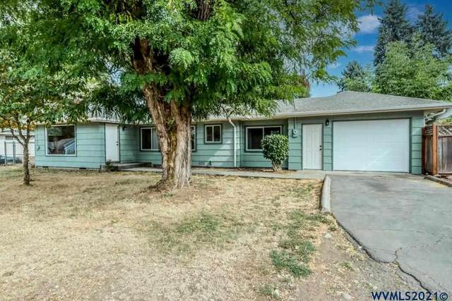 1023 Mountain View Rd, Sweet Home, OR 97386 (MLS #779816) :: Song Real Estate