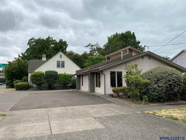 804 SW 4th (-812), Corvallis, OR 97333 (MLS #779879) :: Kish Realty Group