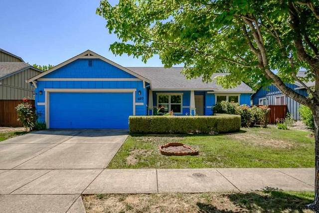 620 Montclair Dr NE, Albany, OR 97322 (MLS #779942) :: Sue Long Realty Group