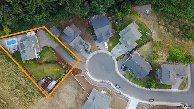 316 Eaglet NW, Salem, OR 97304 (MLS #779964) :: Sue Long Realty Group