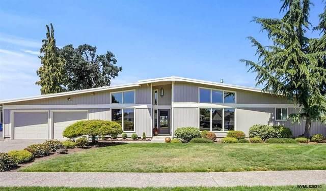 1415 N Evergreen Av, Stayton, OR 97383 (MLS #779999) :: Premiere Property Group LLC