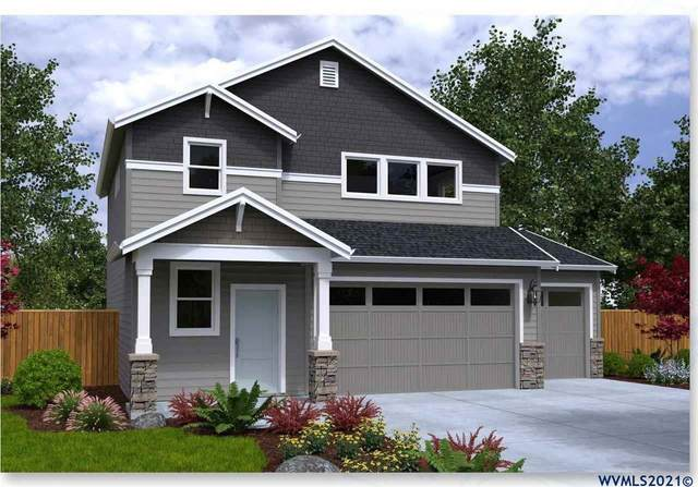 5001 NW Stag Run Pl, Corvallis, OR 97339 (MLS #780043) :: Sue Long Realty Group