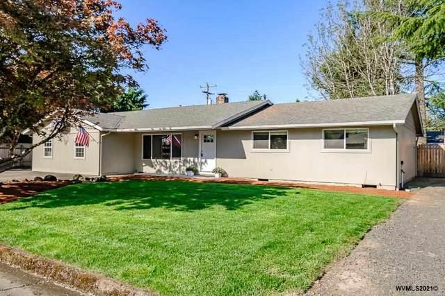 1136 Cloverdale Dr NE, Albany, OR 97321 (MLS #780165) :: Premiere Property Group LLC