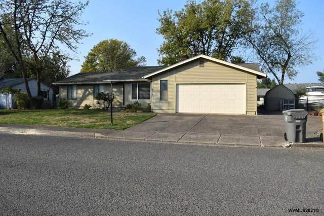 2958 Jefferson Ct, Sweet Home, OR 97386 (MLS #780220) :: Premiere Property Group LLC