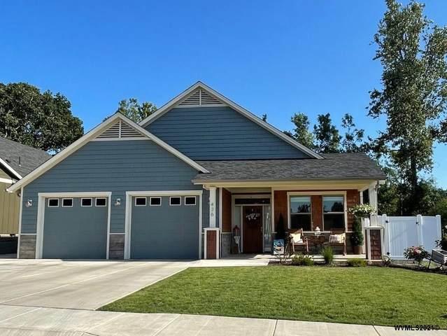 436 SW Applegate Trail Dr, Dallas, OR 97338 (MLS #780237) :: The Beem Team LLC