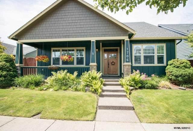 1706 Webb Lake Dr, Silverton, OR 97381 (MLS #780272) :: Premiere Property Group LLC