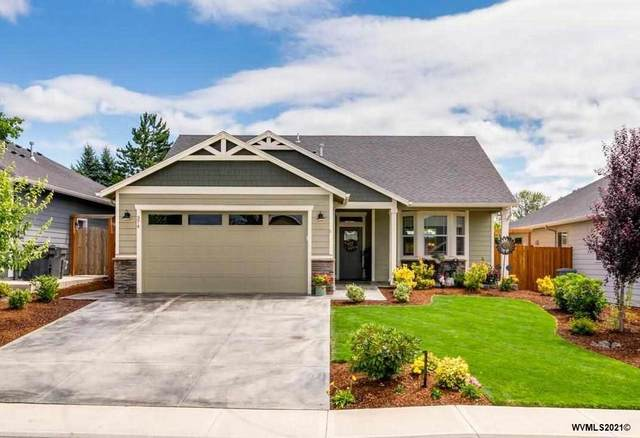 374 SW Applegate Trail Dr, Dallas, OR 97338 (MLS #780409) :: Coho Realty