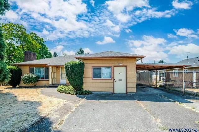 470 E Milton St, Lebanon, OR 97355 (MLS #780450) :: Song Real Estate