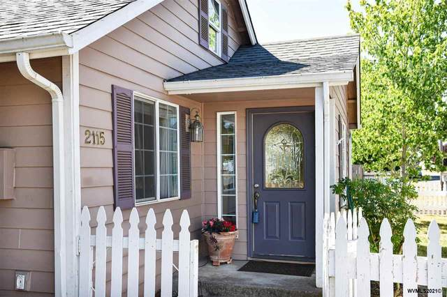 2115 Main St SE, Albany, OR 97322 (MLS #780767) :: Sue Long Realty Group