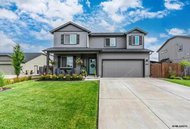 3815 Gusty Pl NE, Albany, OR 97322 (MLS #780768) :: Change Realty
