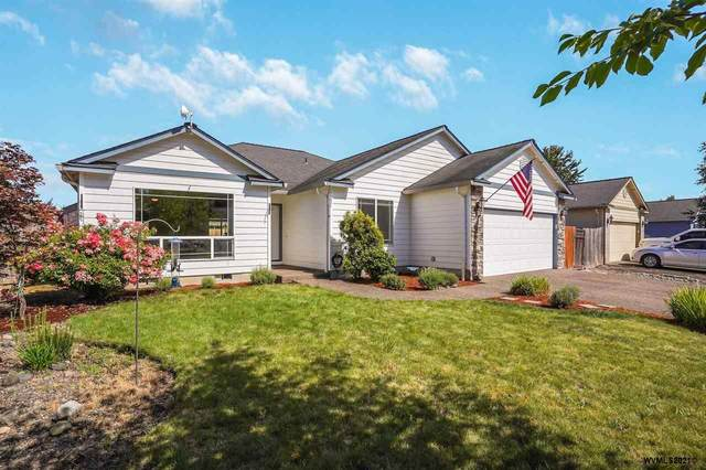 137 N 8th St, Jefferson, OR 97352 (MLS #780790) :: Coho Realty