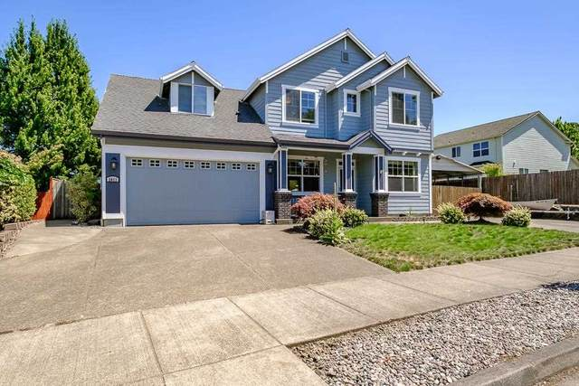 2011 North Albany Rd NW, Albany, OR 97321 (MLS #780816) :: Premiere Property Group LLC