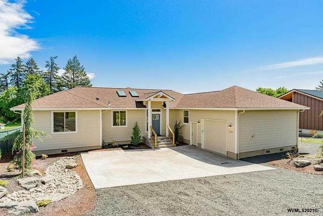 11444 Park St, Independence, OR 97351 (MLS #780889) :: Premiere Property Group LLC