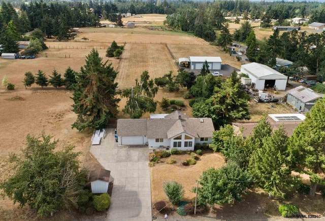9398 Silver Falls Hwy SE, Aumsville, OR 97325 (MLS #780900) :: Premiere Property Group LLC