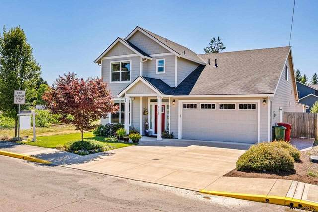 425 Grant St, Silverton, OR 97381 (MLS #780920) :: Change Realty